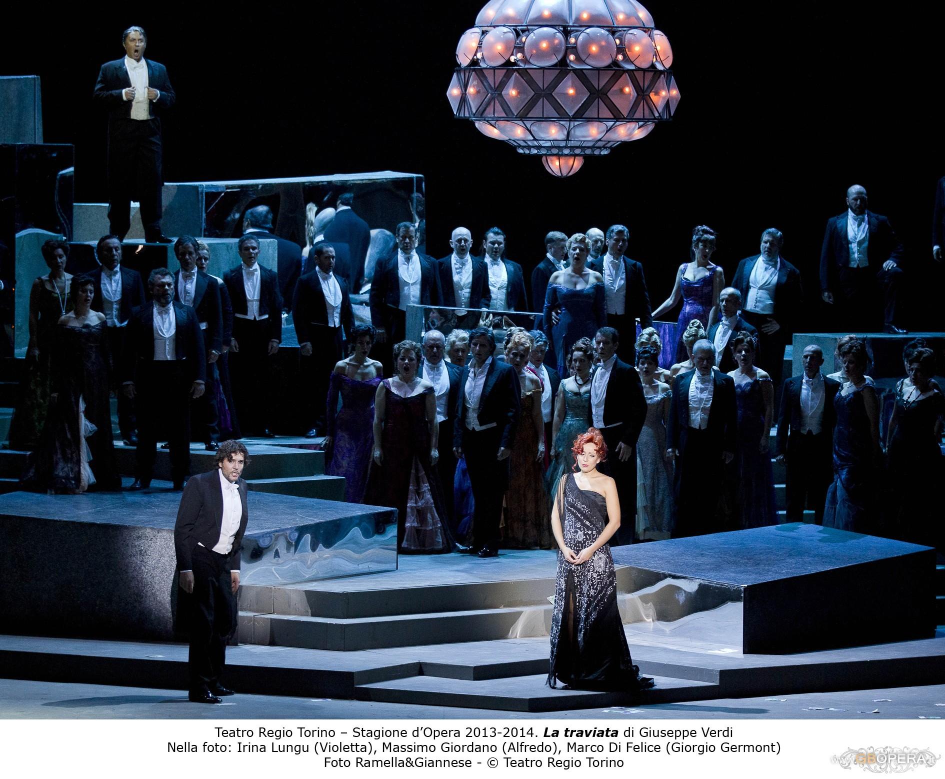 """""""La Traviata"""" al Regio di Torino"""