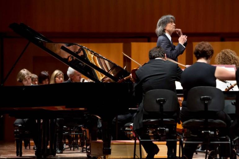 Kent Nagano e Rafal Blechacz all'Accademia Nazionale di Santa Cecilia