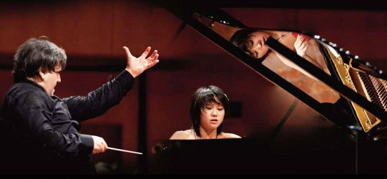 Pappano e  Yuja Wang a Santa Cecilia