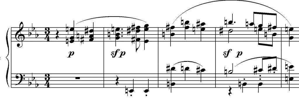 Beethoven sinfonia n. 3 es. 3