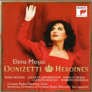 Elena Mosuc: Donizetti Heroines