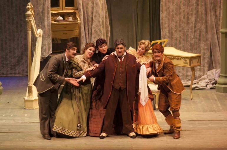 """Matrimonio In Segreto : """"il matrimonio segreto al teatro del giglio di lucca"""