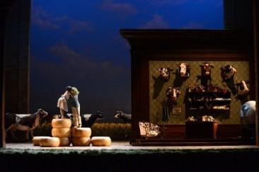 """Parma, Teatro Regio: """"La cambiale di matrimonio"""""""