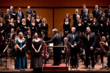 La Messa in si minore: Pappano e il sacro di Bach all'ANSC