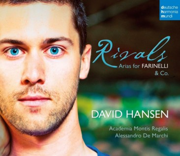 """Rivals"" di David Hansen"