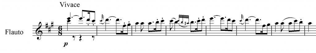 Sinfonia n. 7 es. 1