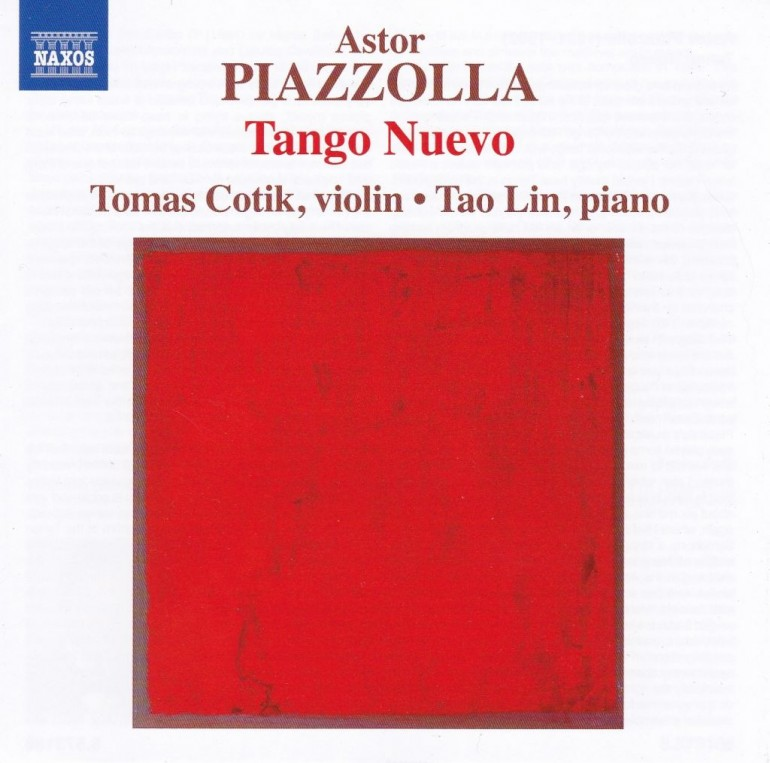 """Astor Piazzolla (1921-1992):""""Tango Nuevo"""""""