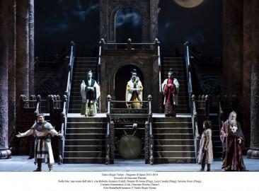 """""""Turandot"""" al Regio"""