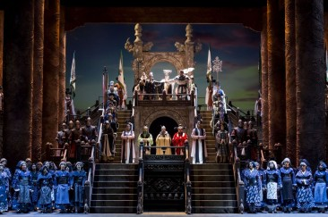 "Torino:""Turandot"" (cast alternativo)"