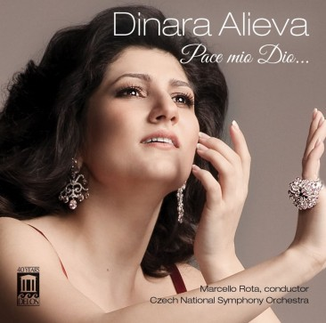 Dinara Alieva:Pace mio Dio…