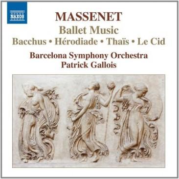 Jules Massenet (1842-1912): Ballet Music