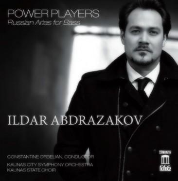 """Ildar Abdrazakov:""""Power players"""""""