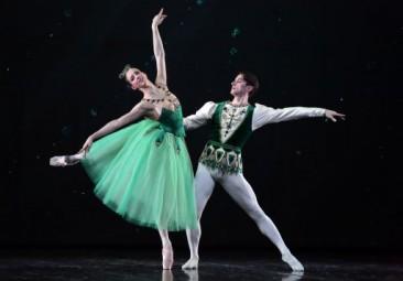"""Milano, Teatro alla Scala: """"Jewels"""""""