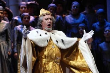 Leo Nucci è Simon Boccanegra al Teatro Municipale di Piacenza