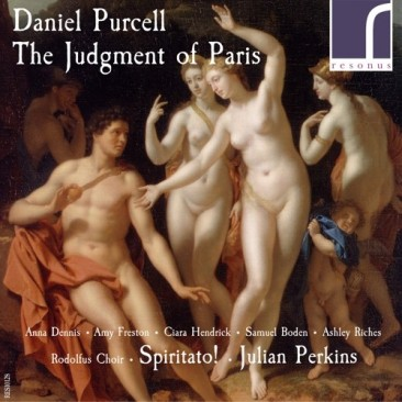 "Daniel Purcell (c.1664-1717):""The Judgment of Paris"""