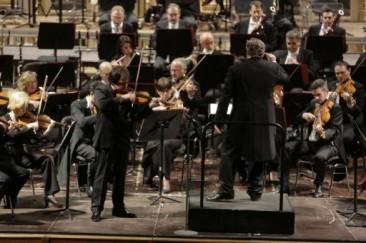 Verona, Teatro Filarmonico: An awe-inspiring Sergej Krilov