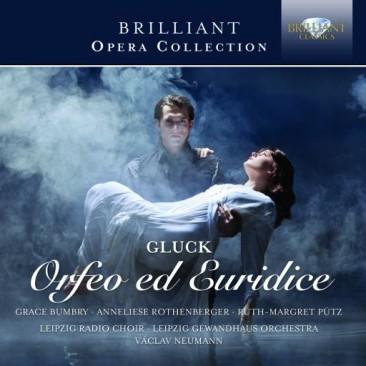 """Christoph Willibald Gluck (1714-1787):""""Orfeo ed Euridice"""""""