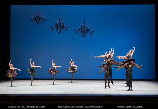 La Compañía Nacional de Danza al Teatro Comunale di Modena