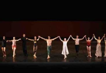Giuseppe Picone e i grandi della danza