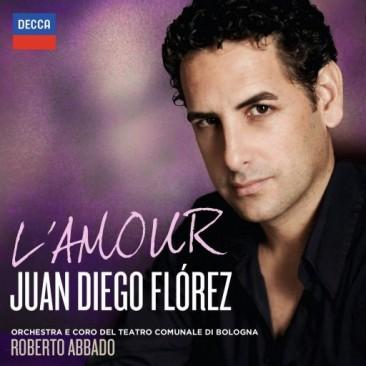 """Juan Diego Florez:""""L'Amour"""""""