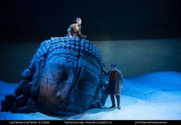 """Modena, Teatro Comunale: """"Les Pêcheurs de perles"""""""