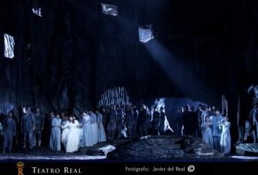 """Madrid, Teatro Real:""""Lohengrin"""""""
