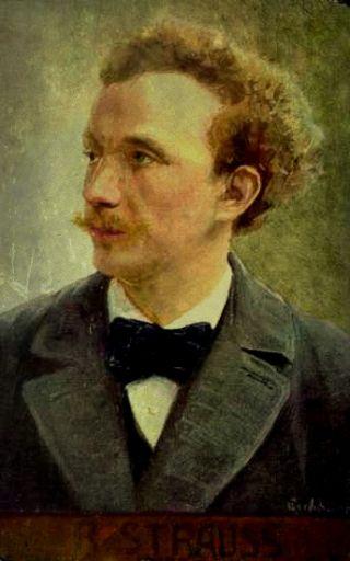 """Richard Strauss:""""Don Juan"""" e """"Tod und Verklärung"""""""