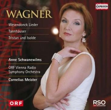 """Richard Wagner (1813-1883):""""Tannhäuser""""; """"Tristan und Isolde"""";""""Wesendonck Lieder"""""""