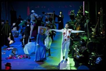 """Staatsoper Berlin:""""Rappresentazione di Anima et di Corpo"""""""