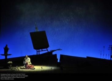 """Una """"Tosca"""" ambientalista al Teatro La Fenice"""