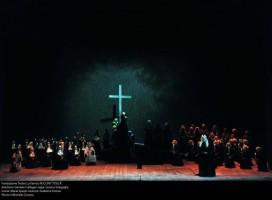 Tosca - atto 1