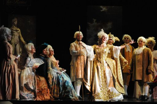 "Academy of Vocal Arts, Philadelphia: ""Manon"""