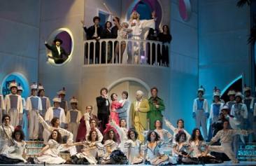 """Buenos Aires, Teatro Colón:""""Il Barbiere di Siviglia"""""""