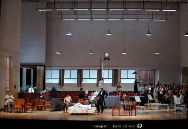 """Madrid, Teatro Real di Madrid:""""Los Cuentos de Hoffmann"""" (Les contes d'Hoffmann)"""