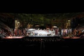 """""""Carmen"""" inaugura la 94a edizione del Festival lirico 2016 all'Arena di Verona"""