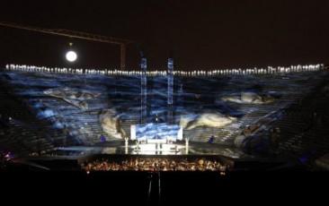 "Arena Opera Festival 2014:""Aida"""
