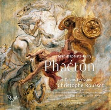 """Jean-Baptiste Lully (1632-1687):""""Phaéton""""(1683)"""