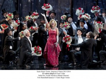 """""""La vedova allegra"""" chiude la stagione del Teatro Regio di Torino"""