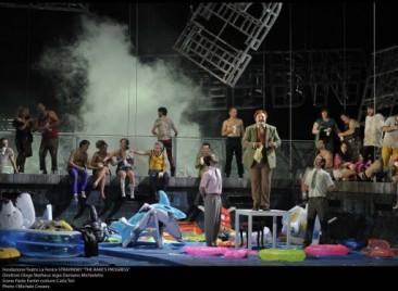 """The rake's progress"" al Teatro La Fenice di Venezia"