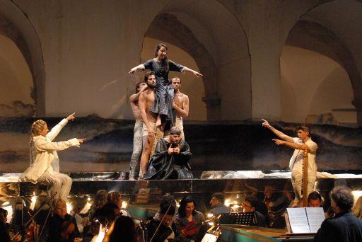 """Martina Franca, Festival della Valle d'Itria 2014:""""La lotta di Ercole e Archeleoo"""""""