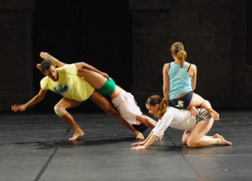 "Ballet Preljocaj, ""Empty moves (parts I, II & III)"""