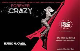 """Forever Crazy"": per la prima volta in Italia il Crazy Horse, Paris"