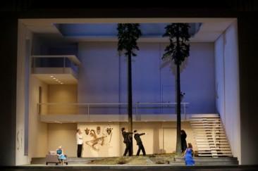 """Il """"Così fan tutte"""" diretto da Daniel Barenboim al Teatro alla Scala"""