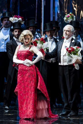 """Teatro Regio di Torino:""""La vedova allegra"""" (cast alternativo)"""