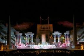 """""""Aida""""  è il secondo titolo del 94° Opera Festival all'Arena di Verona"""