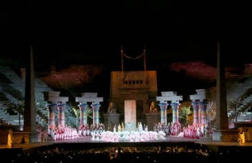 "Verona, Arena Opera Festival 2014:""Aida"""