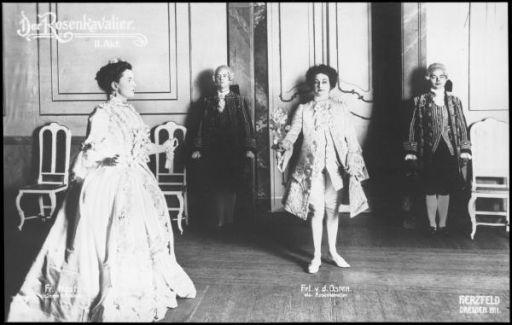 """Richard Strauss:""""Der Rosenkavalier"""""""