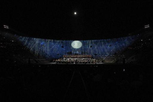 "Arena Opera Festival 2014:""Carmina Burana"""