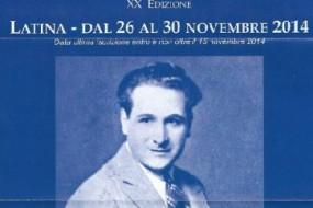 """Concorso Internazionale lirico """"Giacomo Lauri Volpi""""  Edizione XX –  Anno 2014"""