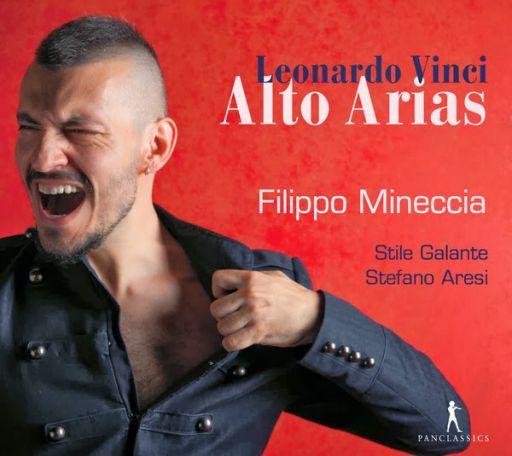 Leonardo Vinci (1690-1730): Alto Arias
